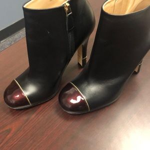 Chanel, fall booties!!!!
